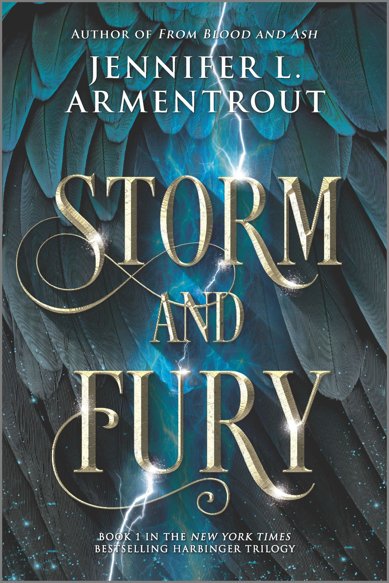 Storm and Fury by Jennifer L. Aremtrout