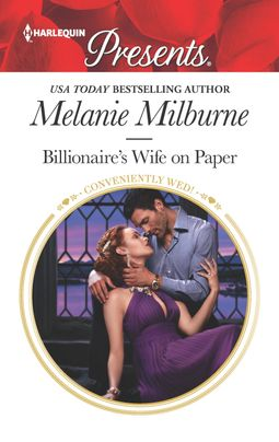 Billionaire's Wife on Paper