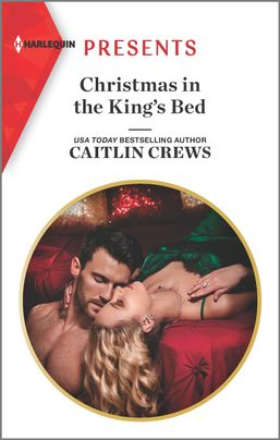 Christmas in the King's Bed