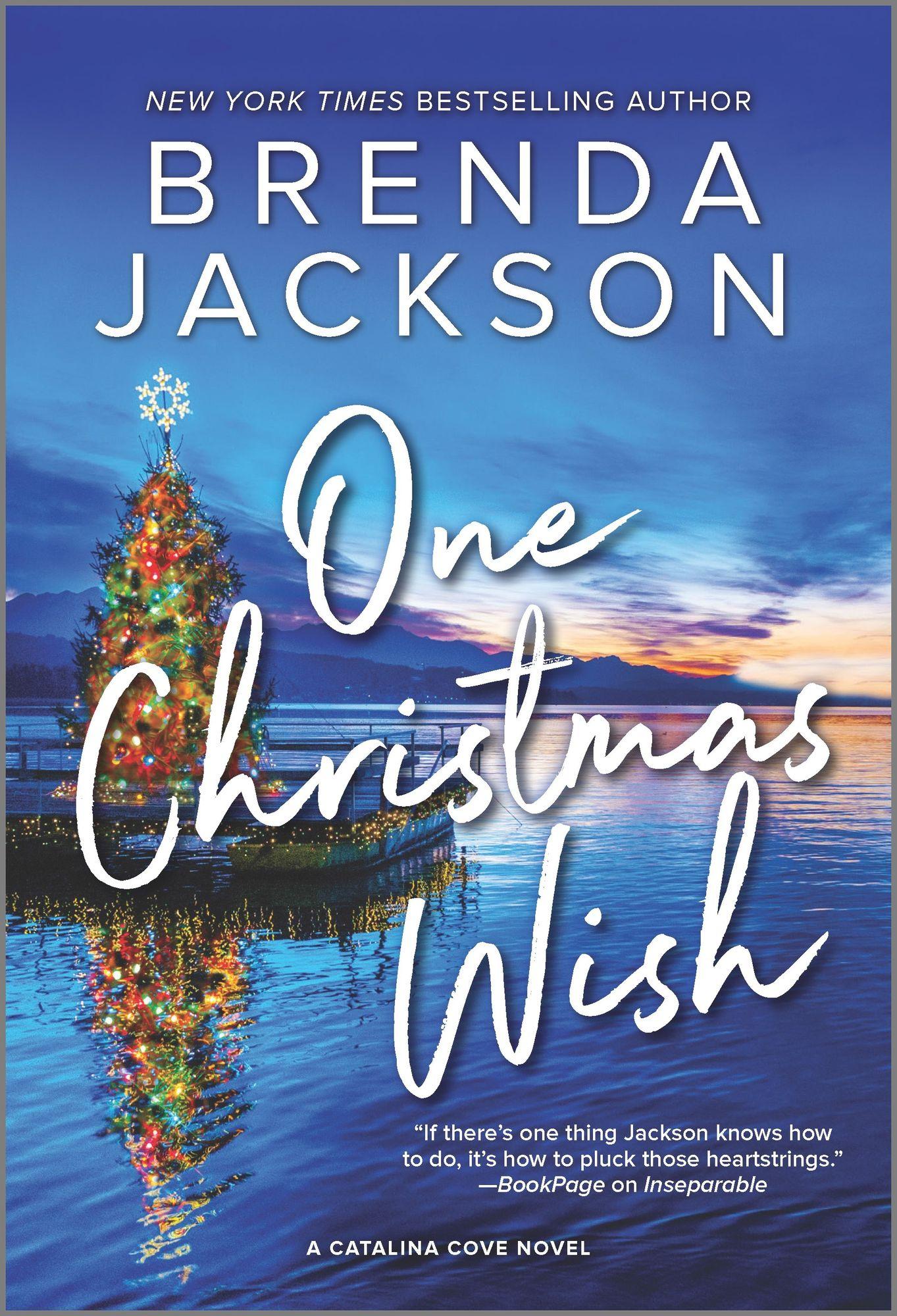 One Christmas Wish by Brenda Jackson