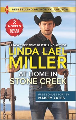 At Home in Stone Creek & Rancher's Wild Secret