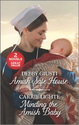 Amish Safe House and Minding the Amish Baby