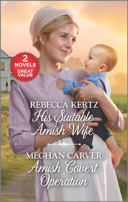 His Suitable Amish Wife and Amish Covert Operation