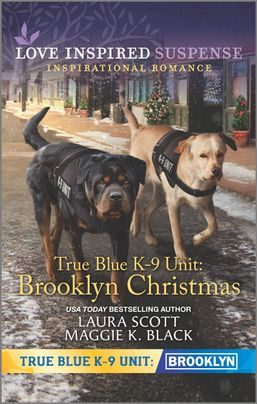 True Blue K-9 Unit: Brooklyn Christmas