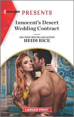 Innocent's Desert Wedding Contract