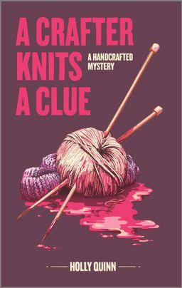 A Crafter Knits a Clue