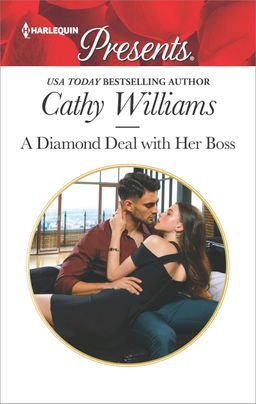 A Diamond Deal with Her Boss