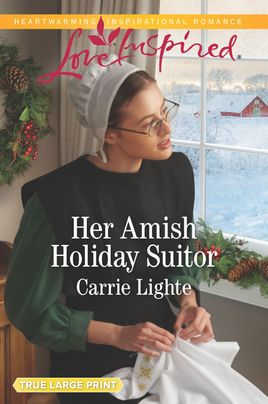 Her Amish Holiday Suitor