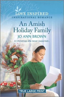 An Amish Holiday Family