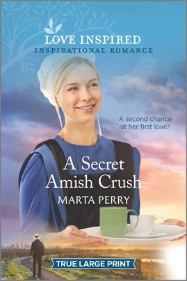 A Secret Amish Crush