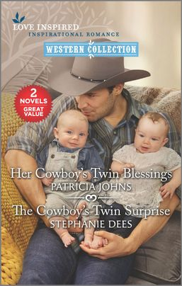 Her Cowboy's Twin Blessings and The Cowboy's Twin Surprise