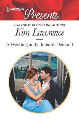 A Wedding at the Italian's Demand