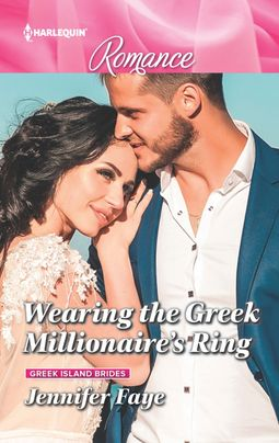 Wearing the Greek Millionaire's Ring