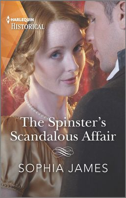 The Spinster's Scandalous Affair
