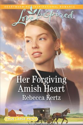 Her Forgiving Amish Heart