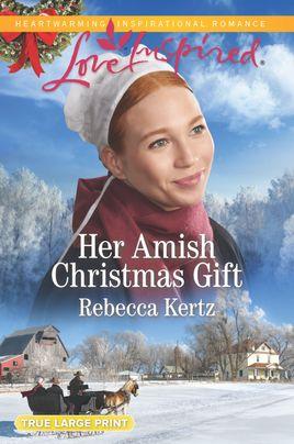 Her Amish Christmas Gift