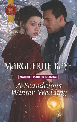 A Scandalous Winter Wedding