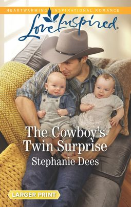 The Cowboy's Twin Surprise