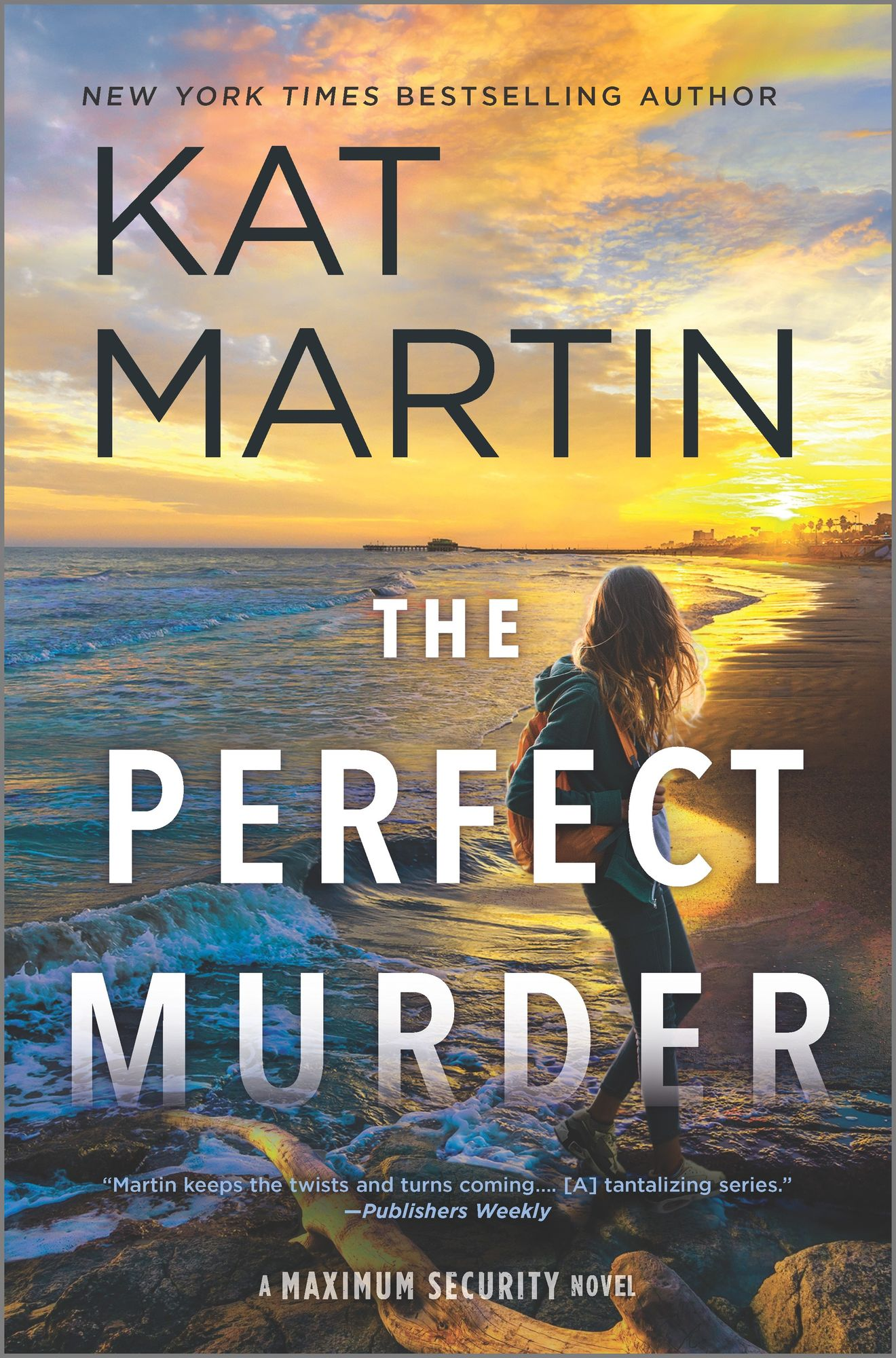 The Perfect Murder by Kat Martin