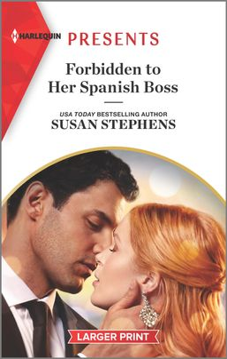 Forbidden to Her Spanish Boss