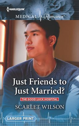 Just Friends to Just Married?