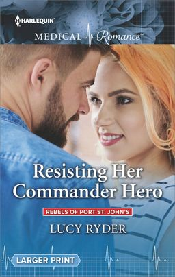 Resisting Her Commander Hero