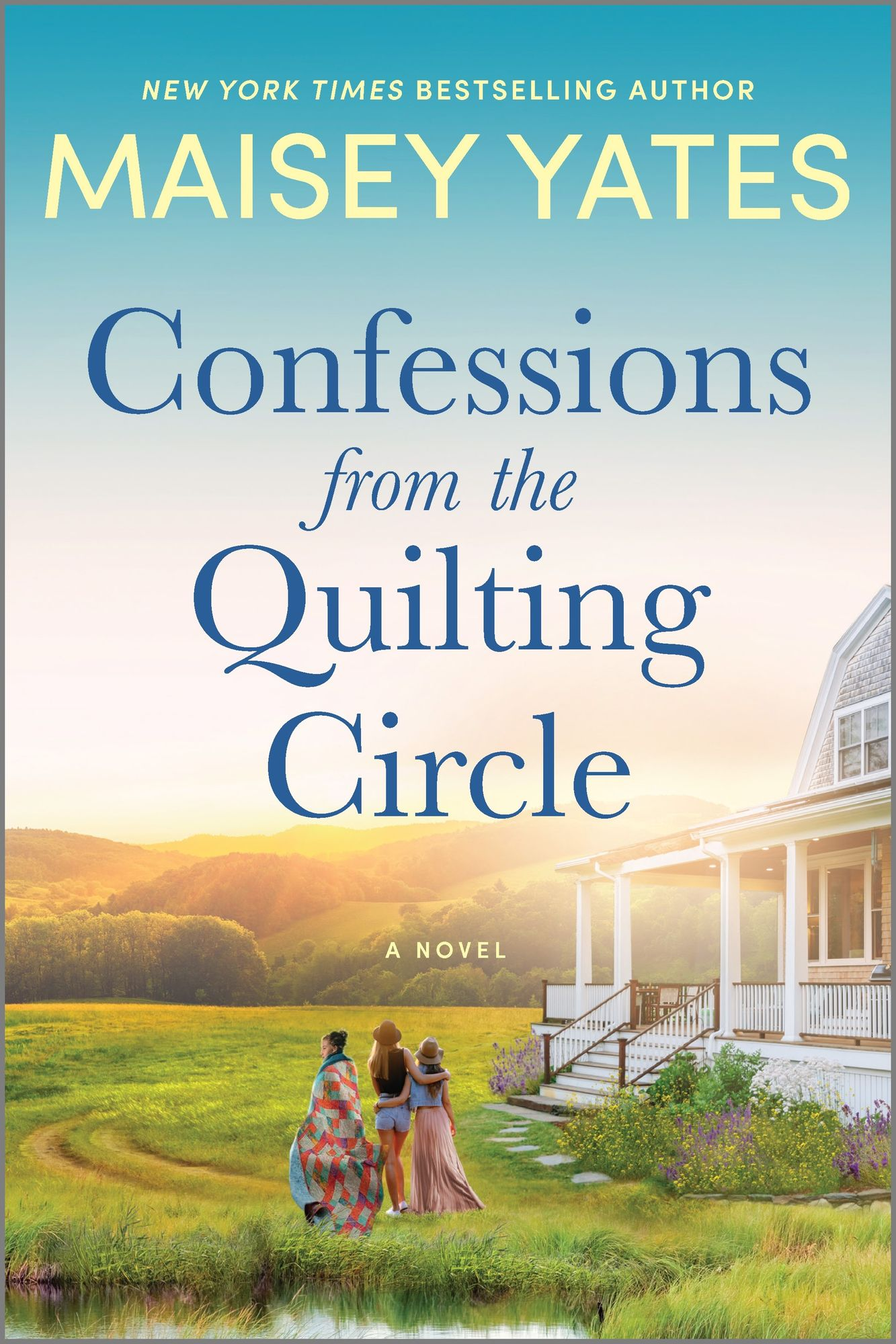 Confessions from the Quilting Circle by Maisey Yates