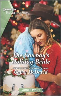 The Cowboy's Holiday Bride
