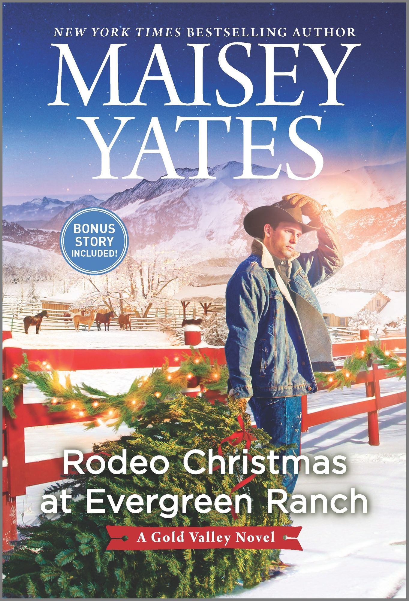 Rodeo Christmas at Evergreen Ranch by Maisey Yates