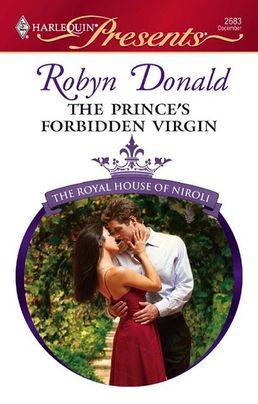 The Prince's Forbidden Virgin