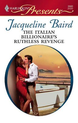 Harlequin | The Italian Billionaire's Ruthless Revenge
