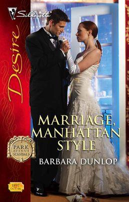 Marriage, Manhattan Style