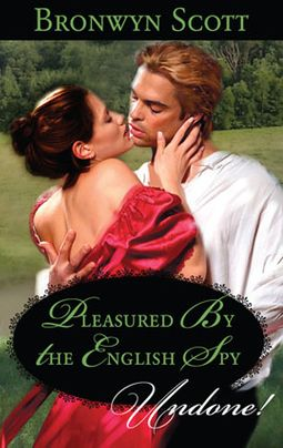 Pleasured by the English Spy