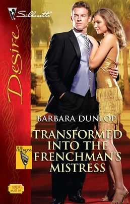 Transformed Into the Frenchman's Mistress