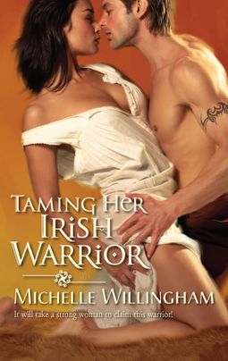 Taming Her Irish Warrior