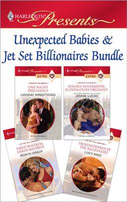 Unexpected Babies & Jet Set Billionaires Bundle