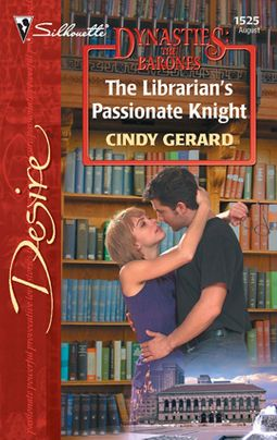 The Librarian's Passionate Knight