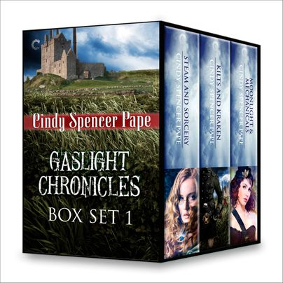 Gaslight Chronicles Box Set 1