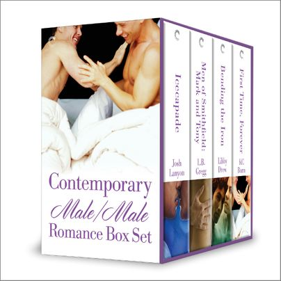 Contemporary Male/Male Romance Box Set