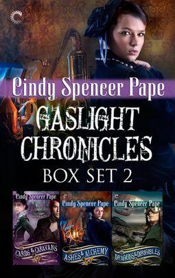 Gaslight Chronicles Box Set 2