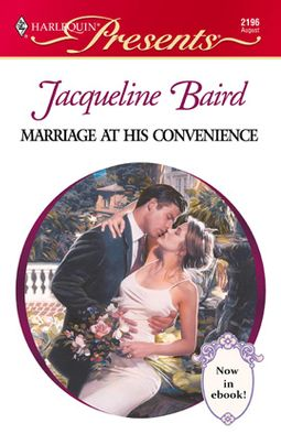 Harlequin | Marriage at His Convenience
