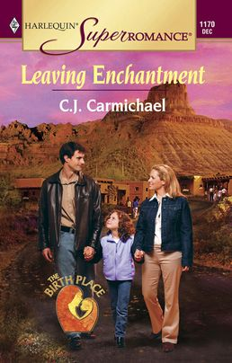 LEAVING ENCHANTMENT