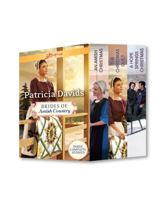 Patricia Davids Christmas Brides of Amish Country