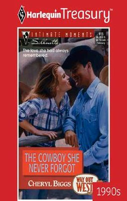 THE COWBOY SHE NEVER FORGOT