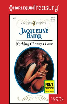 Nothing Changes Love