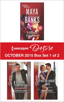 Harlequin Desire October 2015 - Box Set 1 of 2
