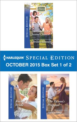 Harlequin Special Edition October 2015 - Box Set 1 of 2