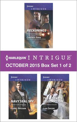 Harlequin Intrigue October 2015 - Box Set 1 of 2