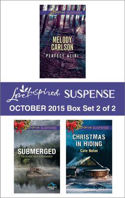 Love Inspired Suspense October 2015 - Box Set 2 of 2