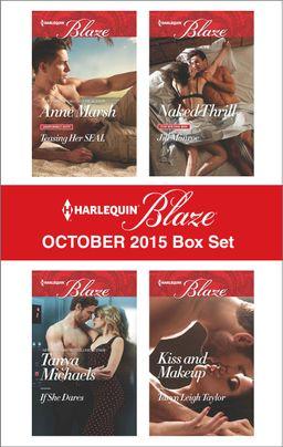 Harlequin Blaze October 2015 Box Set